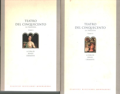Theatre of the Sixteenth century: the tragedy (2 volumes)