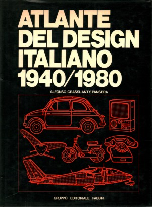Atlas of Italian design 1940/1980