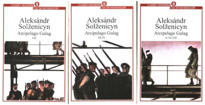 Arcipelago Gulag 1918-1956 (3 Volumi)