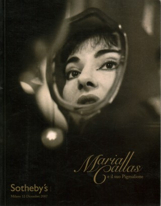 Maria Callas and her Pygmalion