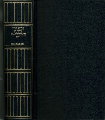 The works of Lev Tolstòj. The second Volume