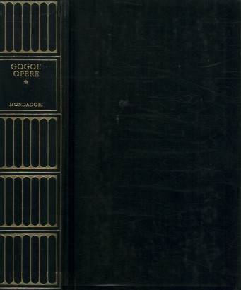 The works of Nikolàj Gogol'. Volume the first