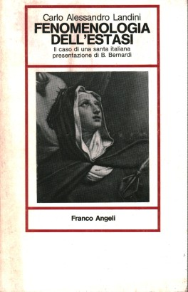 Fenomenologia dell'estasi