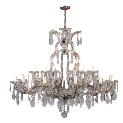 Maria Teresa Chandelier Glass