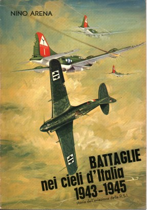 Battles in the skies over Italy 1943-1945