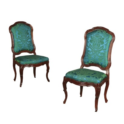 Pair of chairs Louis XV