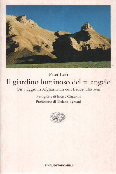 Il giardino luminoso del re angelo, Peter Levi