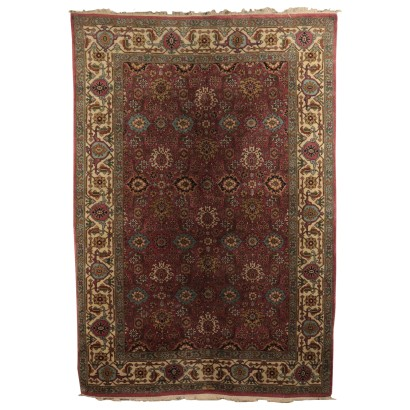 Tabriz Carpet Wool and Cotton Romania 20th Century