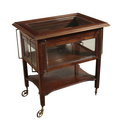 Coffee table - Service Trolley