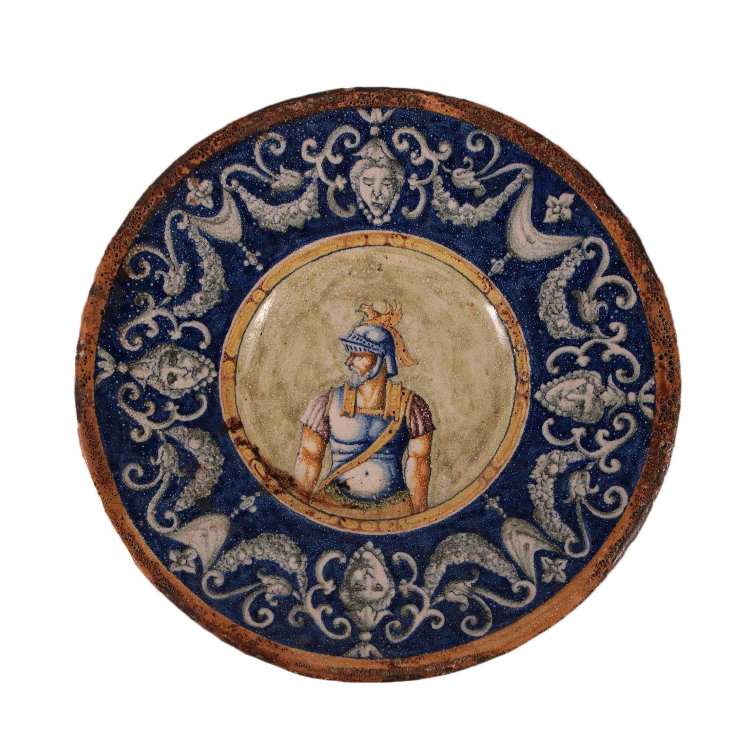 Alzatina in ceramica - Ceramiche - Antiquariato ...