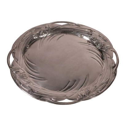 The silver tray