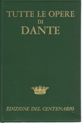 All the works of Dante