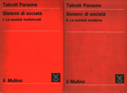 Systems of society (2 volumes)
