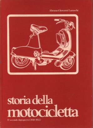 History of the motorcycle. The second world war (1940-1955)