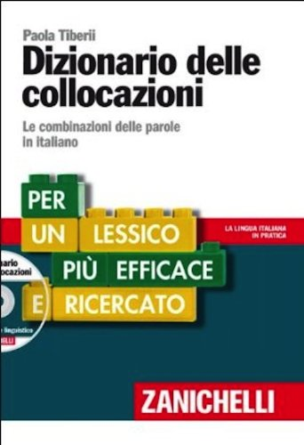 Dictionary of collocations (With Dvd-Rom), Paola Tiberii