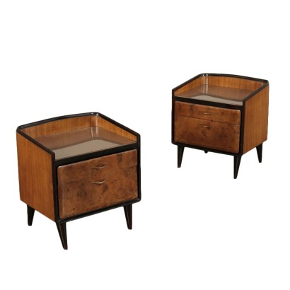 The Bedside Tables In The Years 50-60