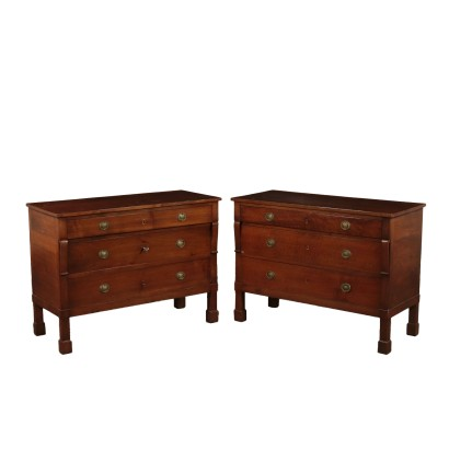 Pair of Chest of drawers Restoration