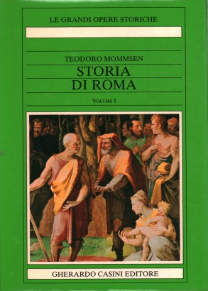 The history of Rome and the roman Empire (6 Volumes)