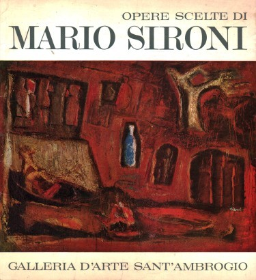 Selected works of Mario Sironi