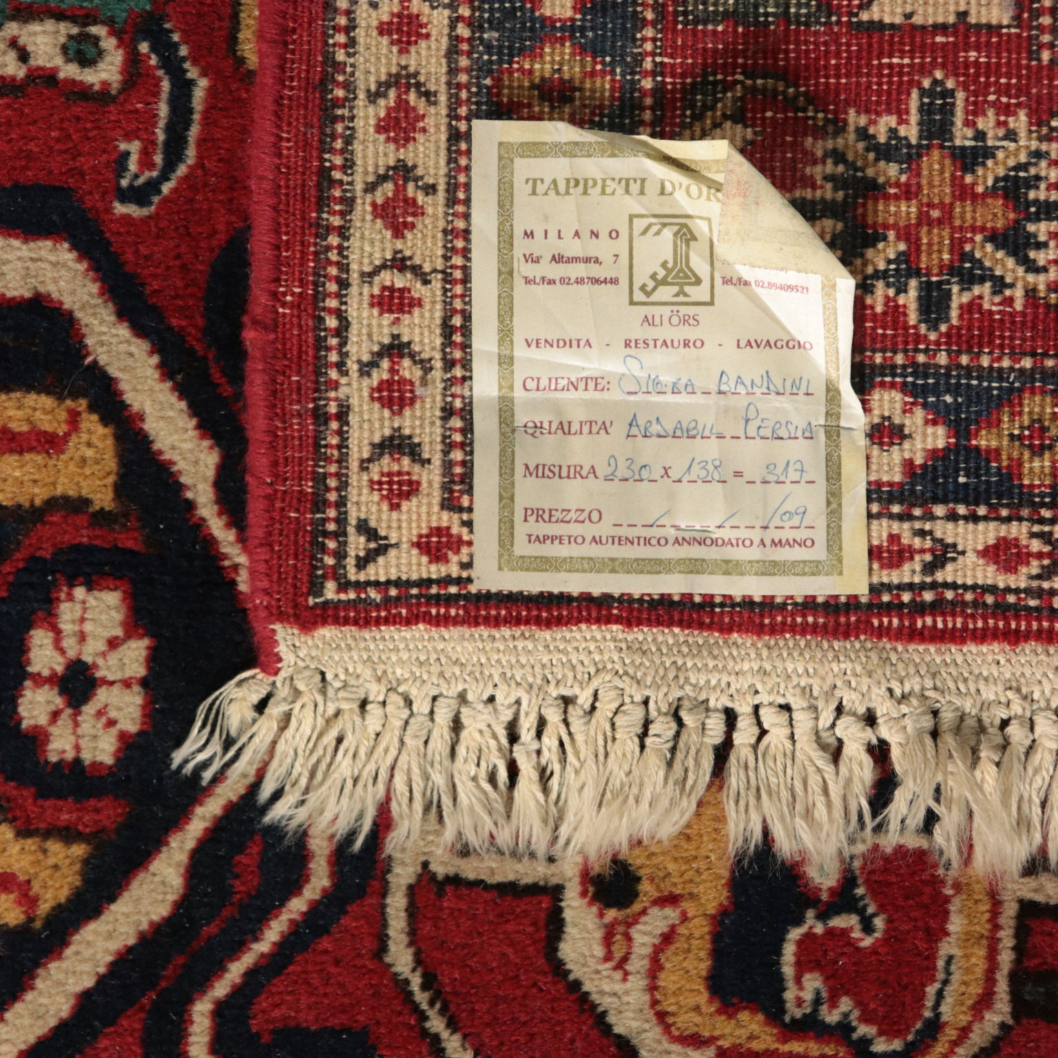 Vendita Tappeti A Milano carpet design kasak ardebil - iran - tappeti - antique