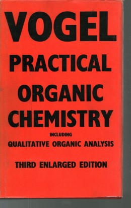 A test-book of practical organic chemistry