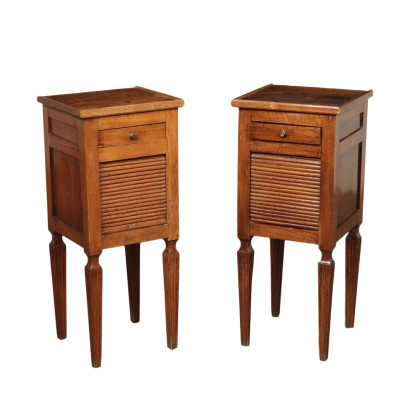 Pair of Bedside tables Directory