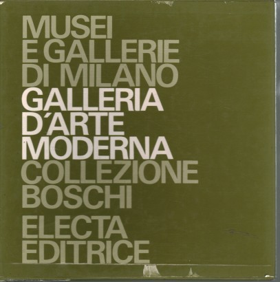 The gallery of modern art:Collection Woods (2 Volumes)