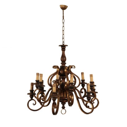 Large Chandelier-Style
