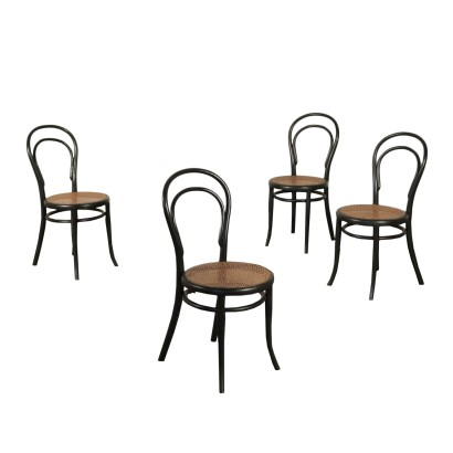 Group 4 Thonet chairs