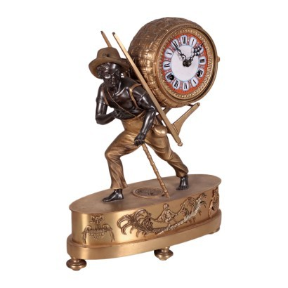 Horloge de Table avec Moretto