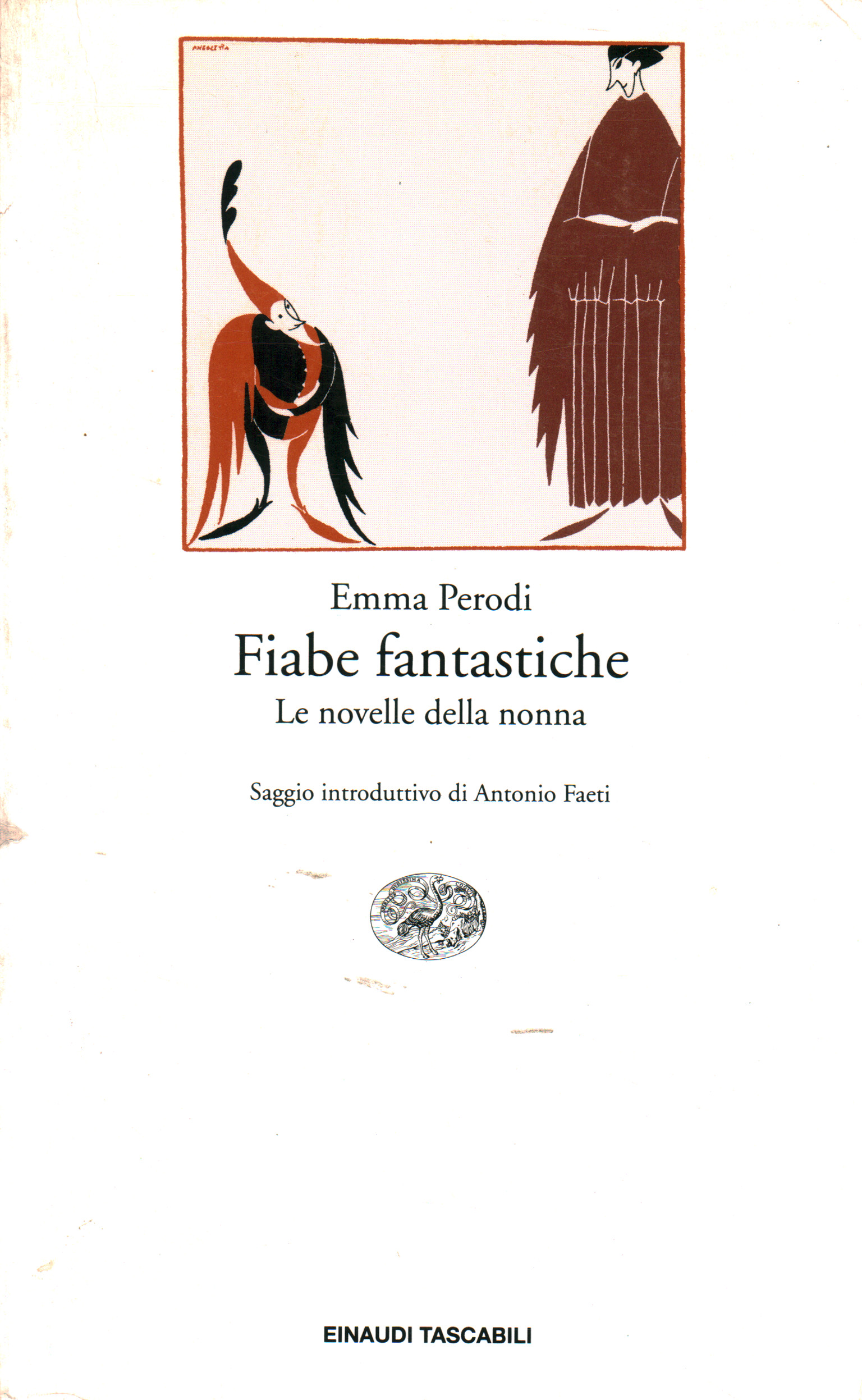 Fairy tales and fantastic, Emma Parodi