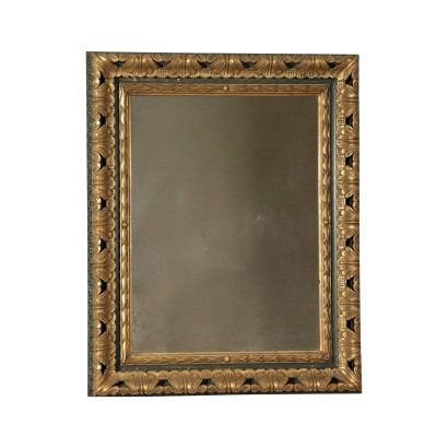 Mirror in Baroque Style