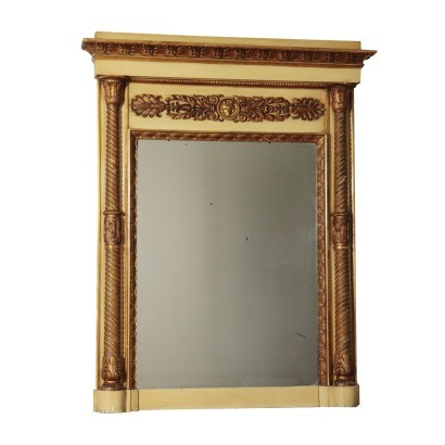 Mirror in the Neoclassical Style
