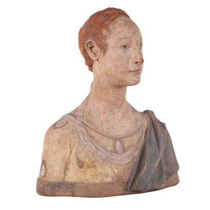 Busto in Terracotta