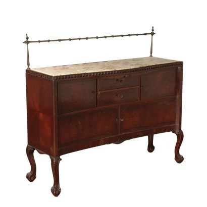 The sideboard in Chippendale Style