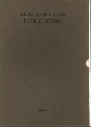 Leaves of grass - Foglie d'erba