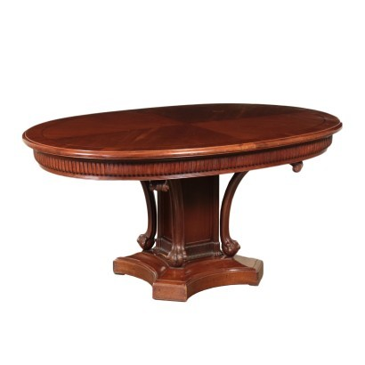The table in the Chippendale Style