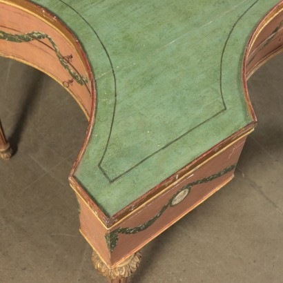 Neoclassical Desk Veneto Italy Late 18th Century