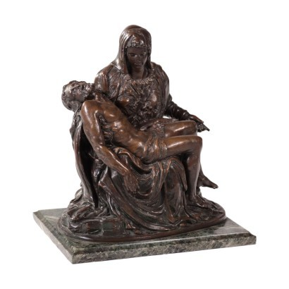 The Pietà by Tommaso Campajola (1890-1968)