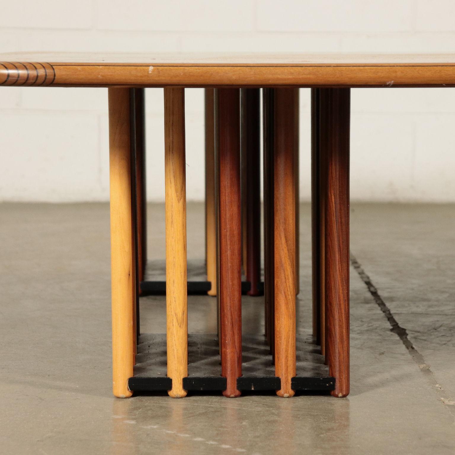 Tavolino Afra Tobia Scarpa Tavoli Modernariato Dimanoinmano It