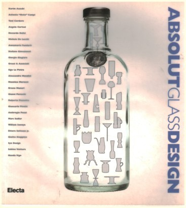 Absolut glass design