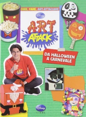 Art Attack da halloween a carnevale