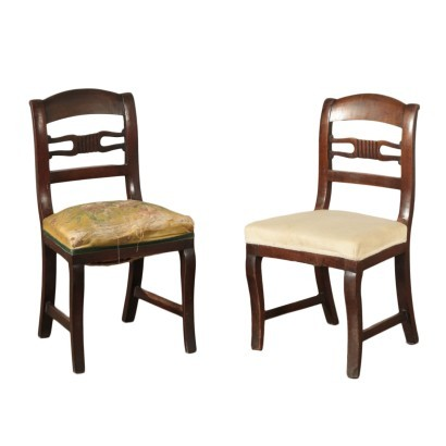 Pair of Restoration Chairs