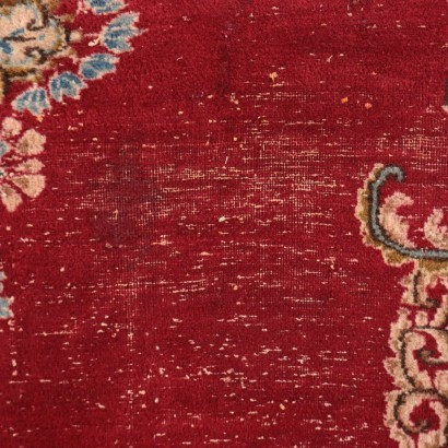 Kerman Carpet Wool and Cotton Iran 1970s-1980s