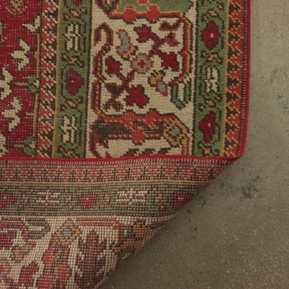 Mey Mey Carpet Cotton and Wool Iran 1980s-1990s