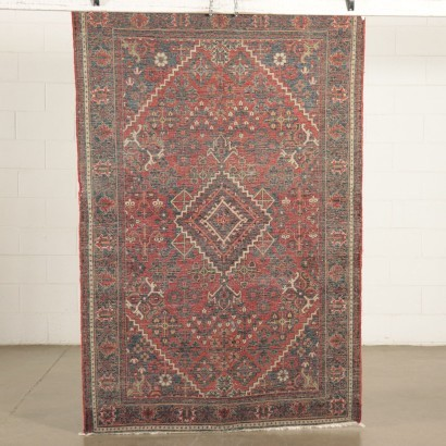 Joshagan Carpet Cotton and Wool Iran 1940s-150s