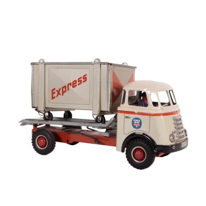 Arnold Truck Tinplate Germany 1950s