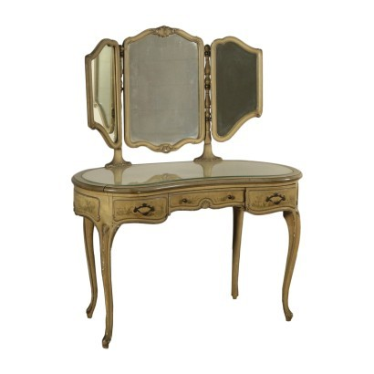 Vanity in The Style of Chinoiserie Italy 20th century