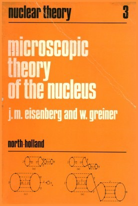 Microscopic theory of the nucleus