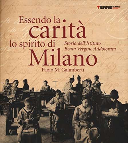 Charity being the spirit of Milan, Paolo M. Galimberti